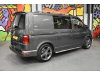 VW T6 T32 SWB 2.0TIDI 204PS DSG HIGHLINE KOMBI LV SPORTLINE PACK