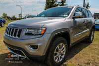 2015 JEEP GRAND CHEROKEE LIMITED LOADED ....ONLY THE BEST !!