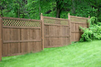 Damaged Fence Repair or Replace!!!
