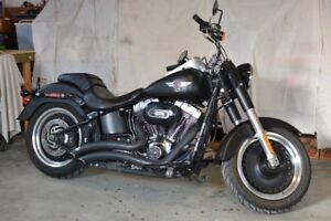 2012 Harley Davidson Fat Boy Lo. For sale by owner