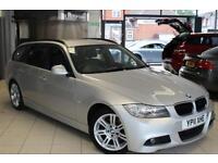 2014 14 BMW 3 SERIES 2.0 318D SPORT TOURING 5D AUTO 141 BHP DIESEL