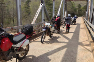 South East Dual Sport/ADV Slowwww Riding Group