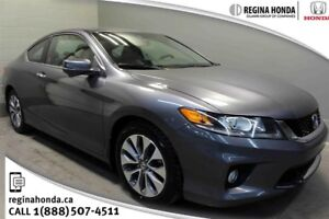 2013 Honda Accord Coupe L4 EX-L Navi CVT