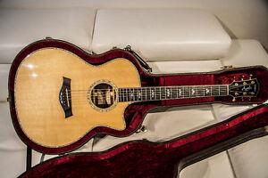 Guitare Taylor 914 CE 2007
