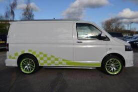 2014 Volkswagen Transporter 2.0 TDI 102PS Sportline Kit Startline Van 5 door ...