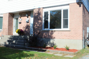 Completely renovated 3 bedroom West End semi