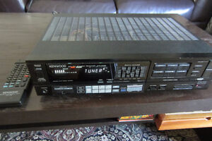 KENWOOD KR-V55R AMPLI/PREAMP/EQ/REMOTE.514-996-9207