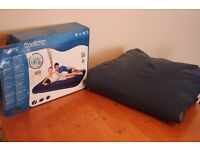 Double Air Bed With Built In Pump