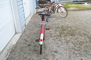 RARE MENS LARGER THREE SPEED IN HUB BIKE READY TO RIDE London Ontario image 2