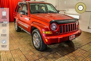 2007 Jeep Liberty 4Dr Sport