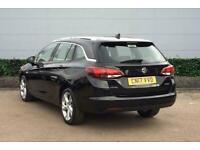 2017 Vauxhall Astra 1.4T 16V 150 SRi Nav 5dr Auto Estate Automatic Estate Petrol