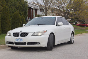 2006 BMW 525i 6-Speed Premium Package Sedan