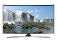 samsung 48inch curved smart led full hd with wifi. immaculate. 6 series.