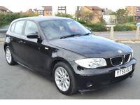 BMW 116 1.6 2005MY i ES, 69K MILES, SERVICE HISTORY, NEW MOT,