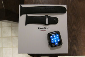 Apple Watch Series 3 GPS/Cellular 42mm Stainless steel