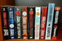 Patricia Cornwell Novels, 9 of