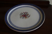Plats anciens / Antique platters, dishes