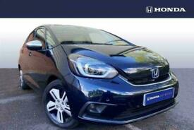 image for 2021 Honda JAZZ HATCHBACK 1.5 i-MMD Hybrid EX 5dr eCVT Auto Hatchback Petrol/Ele