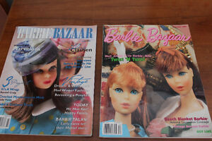 """ BARBIE BAZAAR "" MAGAZINES"