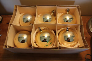Vintage Boxes of Glass Christmas Ball Ornaments #1 London Ontario image 10