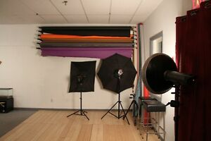 Photography Studio for Hire in Burlington