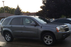 Safetied and E-tested 06 Equinox