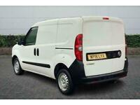 2018 Vauxhall COMBO CARGO Combo 2000 1.3 CDTI 16V 95ps H1 Van Euro 6 Manual Van
