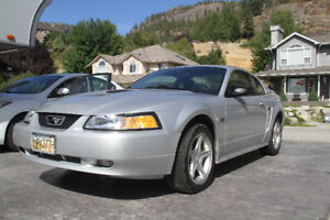 2000 Ford Mustang GT Coupe (2 door)