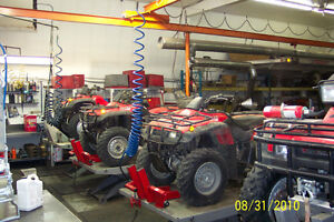 ******SNOWMOBILE ATV REPAIR AND SERVICE*******