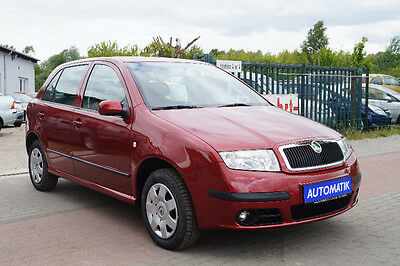 skoda fabia gebrauchtwagen in rot skoda jahreswagen. Black Bedroom Furniture Sets. Home Design Ideas