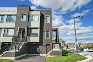 For Lease - Brand New 3 Bedroom Moda Townhome Woodbridge