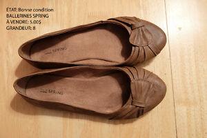 Chaussures ballerines à vendre