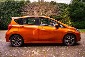 Lease Takeover 2018 Nissan Versa Note