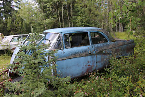 1955-6 Ford Cars for sale Prince George British Columbia image 7