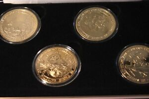 WILDLIFE SERIES III 24 K PLATED COINS (VIEW OTHER ADS) Kitchener / Waterloo Kitchener Area image 2