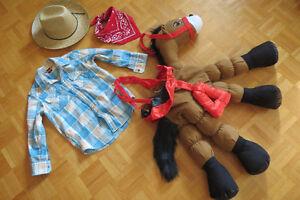 Costume de cowboy pour enfant
