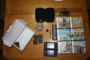 Nintendo DSI + games and accessories