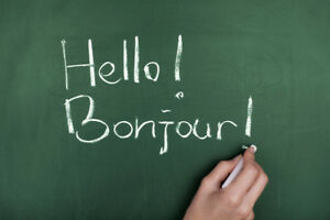 French tutoring and conversational french !