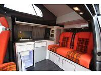 Campervan conversion £12999 vw t5 t4 vivaro transit most vans
