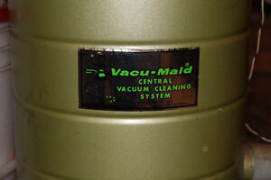 CENTRAL VACUME CANISTER $25 Kingston Kingston Area image 2