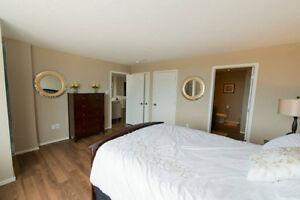 NOVA SUITES furnished units bachelor, 1 and 2 bedroom units