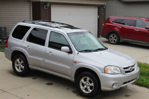 For Sale: Single Owner 2005 Mazda Tribute GS