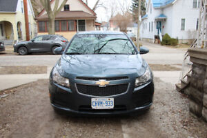 2012 Chevrolet Cruze LT Low KM