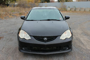 Black Acura RSX Premium 2003 Fully Equipped $5000 (negotiable)