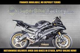 2010 10 YAMAHA R6 600CC 0% DEPOSIT FINANCE AVAILABLE