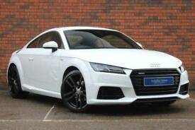 image for 2016 Audi TT 2.0 TFSI S line S Tronic quattro (s/s) 3dr Coupe Petrol Automatic