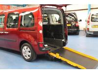 Renault Kangoo Expression Auto Wheelchair accessible car vehicle Automatic 2012