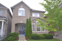 Absolutely Gorgeous Detached Home For Rent in Markham (Cornell)