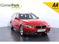 2013 BMW 3 SERIES 320D SPORT TOURING ESTATE DIESEL