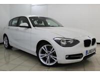 2013 63 BMW 1 SERIES 1.6 114I SPORT 5DR 101 BHP
